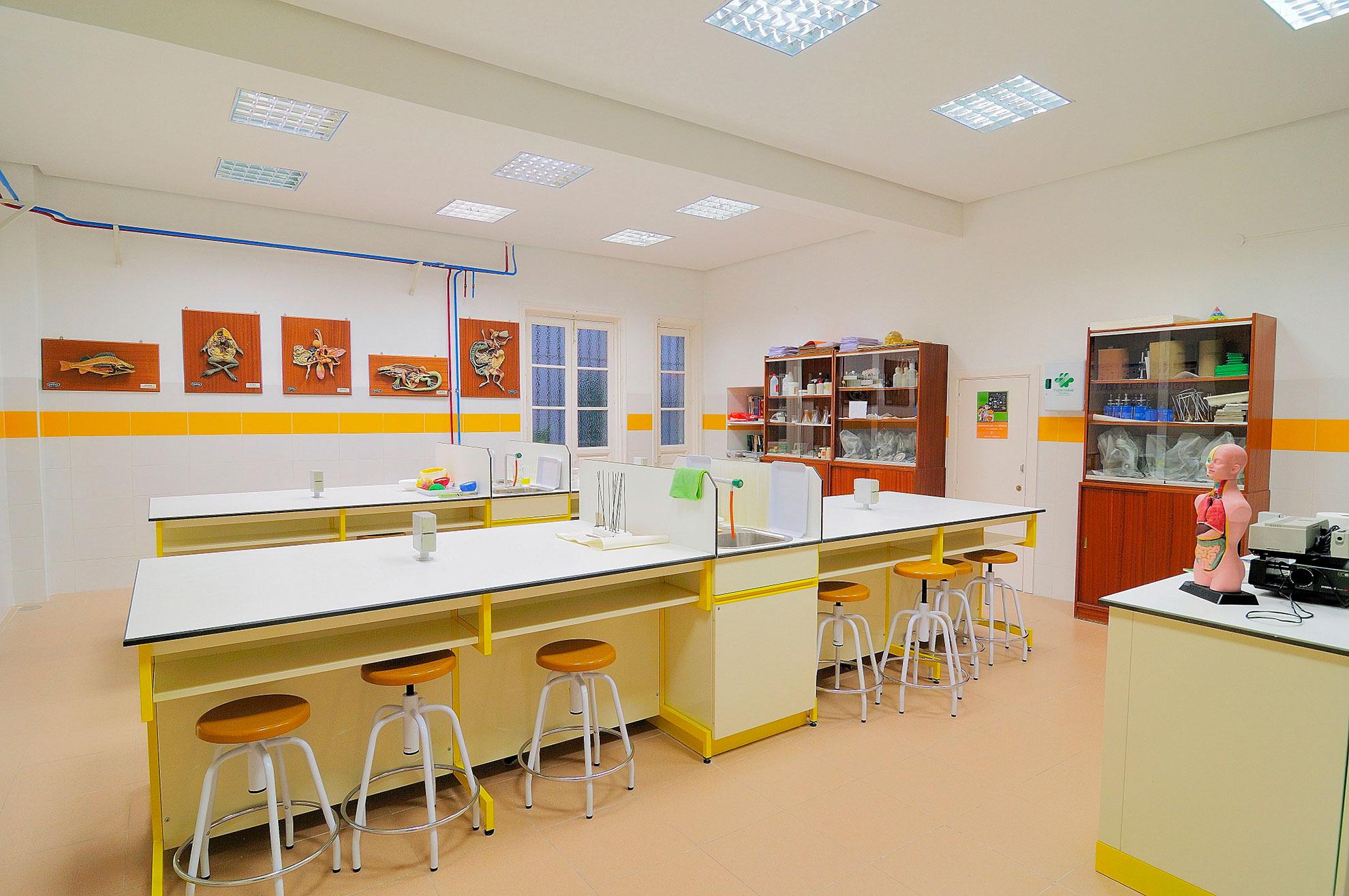Lab Bio R