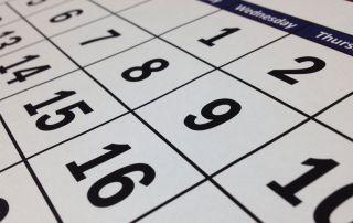 actividades descripcion calendario bto