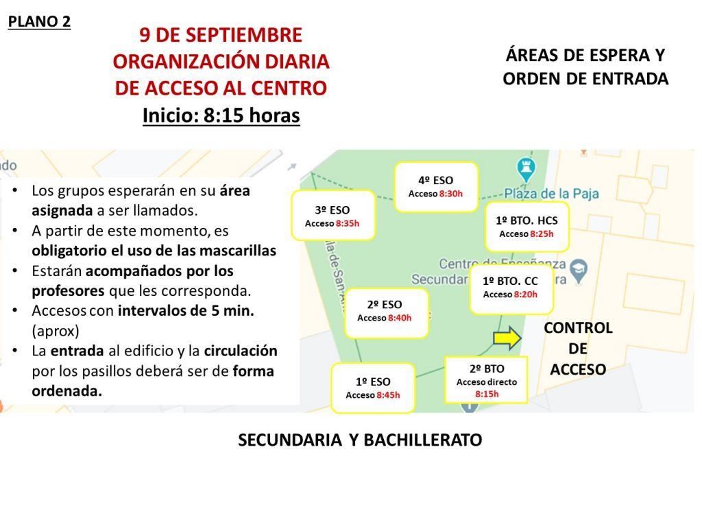 plano de acceso 9 sept